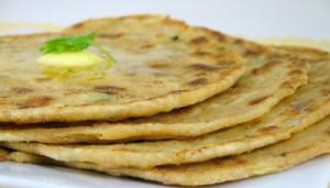 Paneer Ka Paratha