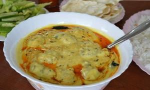 Punjabi-kadhi